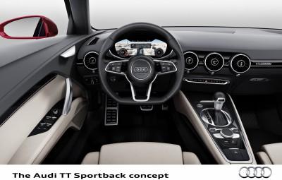 2014 Audi TT Sportback Concept 27