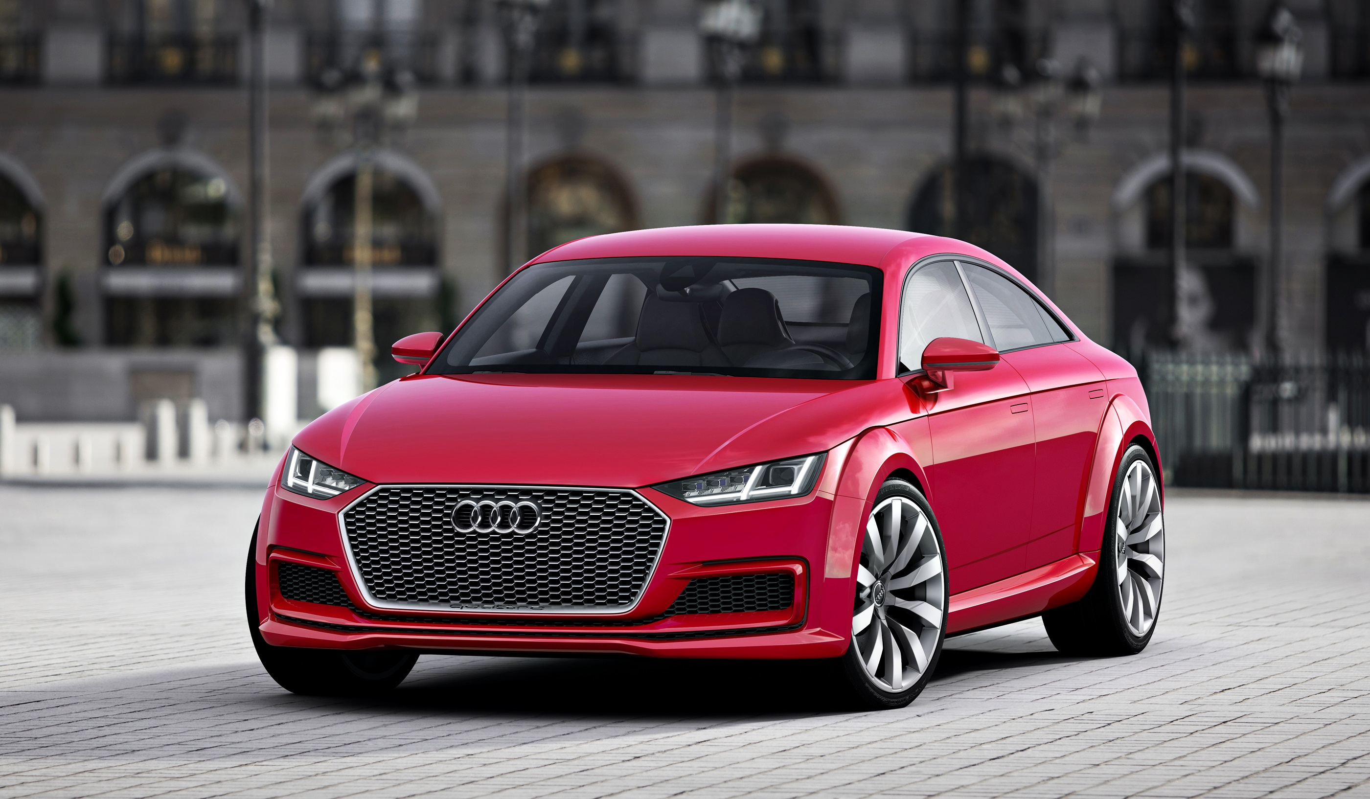 best of awards 2014 audi tt offroad and tt sportback concepts. Black Bedroom Furniture Sets. Home Design Ideas