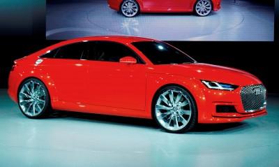2014 Audi TT Sportback Concept 6