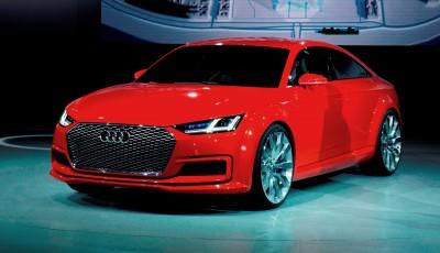 2014 Audi TT Sportback Concept 7