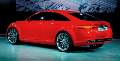 2014 Audi TT Sportback Concept 9