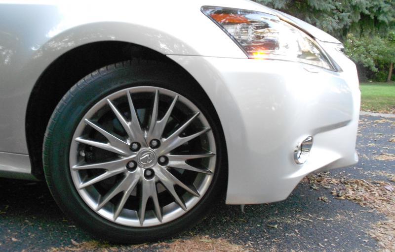 2014 Lexus GS350 AWD 5