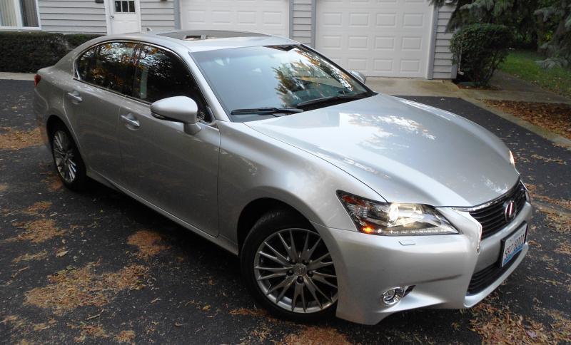 2014 Lexus GS350 AWD 6