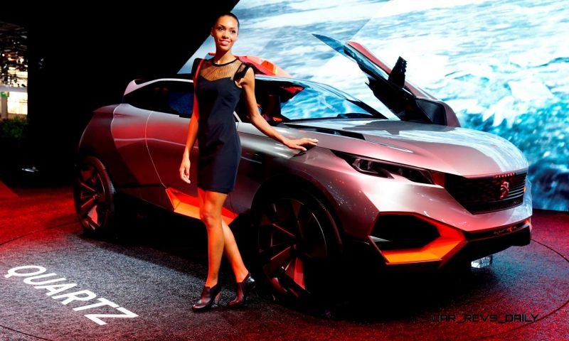 2014 Peugeot Quartz 5