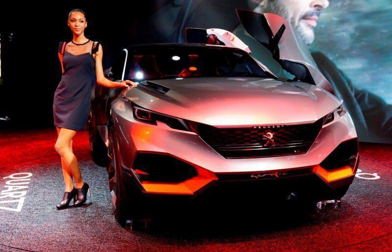 2014 Peugeot Quartz 6