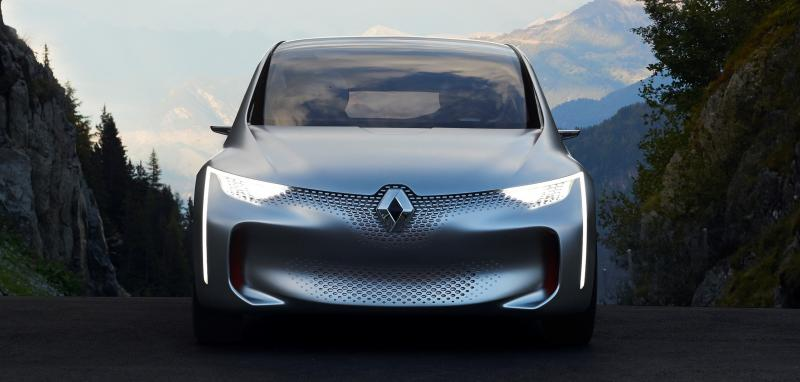2014 Renault Eolab Concept PHEV 40