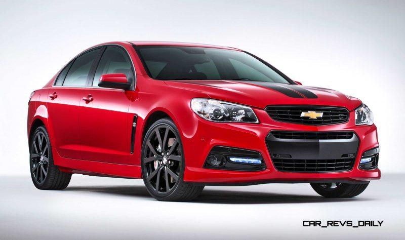 Chevrolet SS Sport Concept