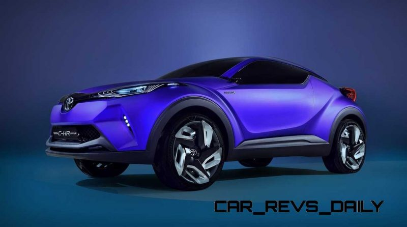 2014 Toyota C-HR Concept 14