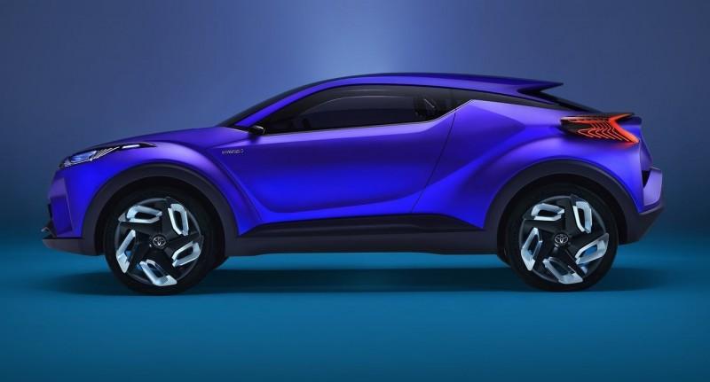 2014 Toyota C-HR Concept 15