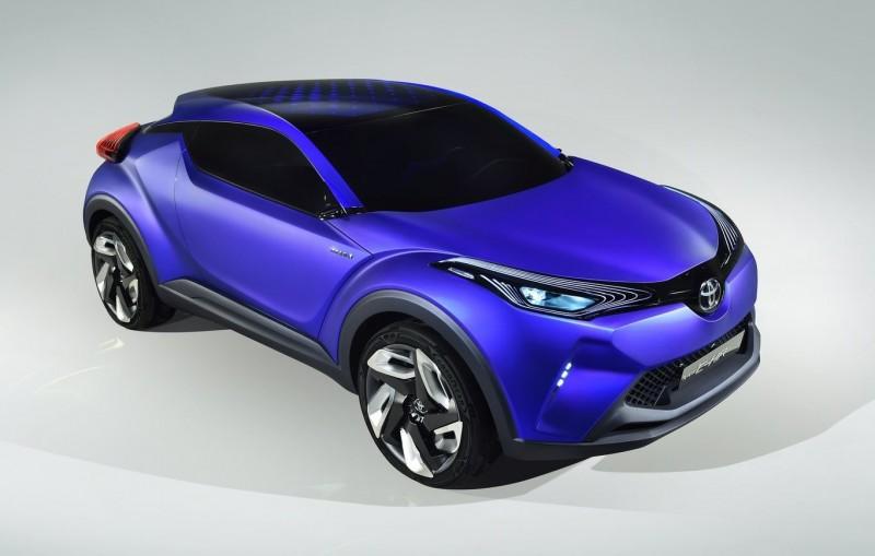2014 Toyota C-HR Concept 17