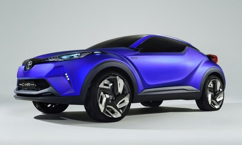 2014 Toyota C-HR Concept 18