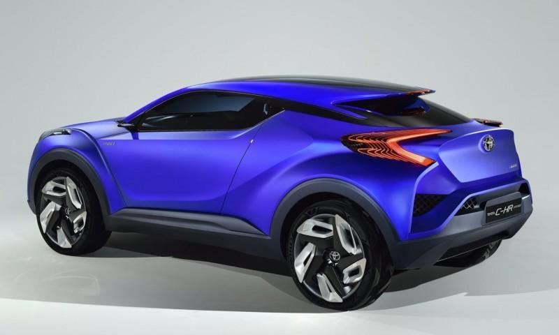 2014 Toyota C-HR Concept 20