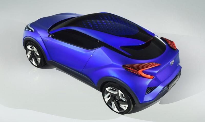 2014 Toyota C-HR Concept 21