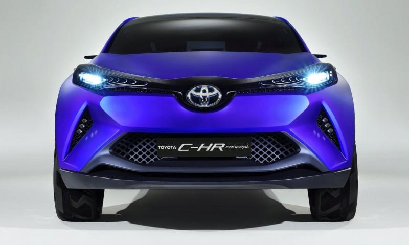 2014 Toyota C-HR Concept 22