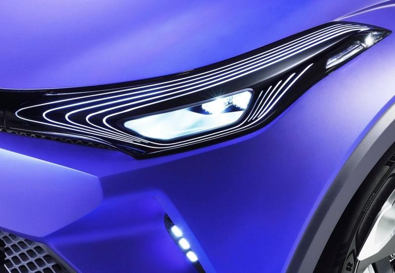 2014 Toyota C-HR Concept 25