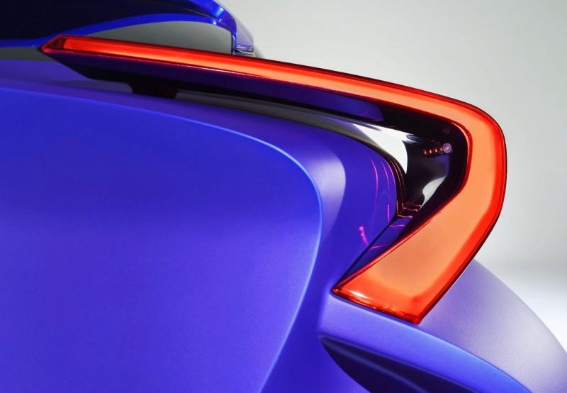 2014 Toyota C-HR Concept 26