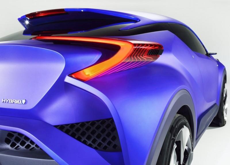 2014 Toyota C-HR Concept 27