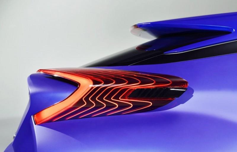 2014 Toyota C-HR Concept 28