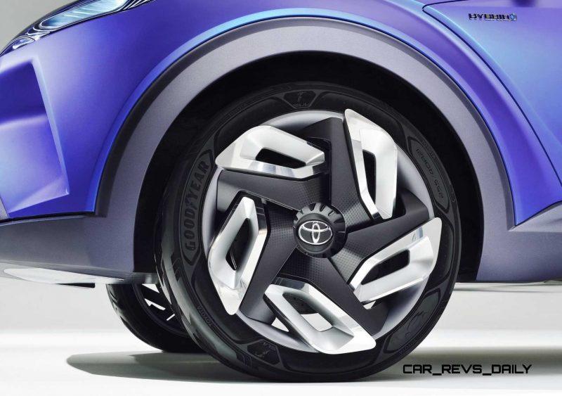 2014 Toyota C-HR Concept 30