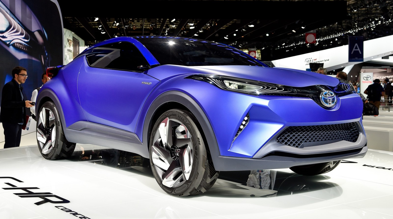 FUTURE-SPEC - Mazda MX-5 and CX-3 Headed to Showrooms as Toyota S-FR and Scion iD / Toyota C-HR