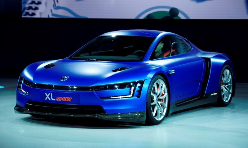 2014 Volkswagen XL Sport Concept 11