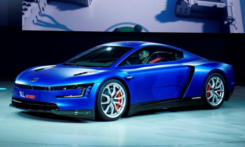 2014 Volkswagen XL Sport Concept 13