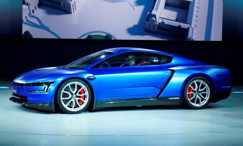 2014 Volkswagen XL Sport Concept 15