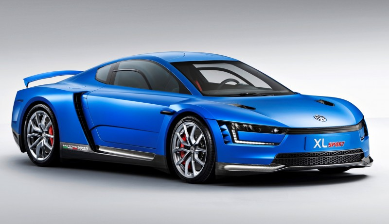 2014 Volkswagen XL Sport Concept 21