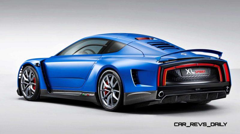 2014 Volkswagen XL Sport Concept 22
