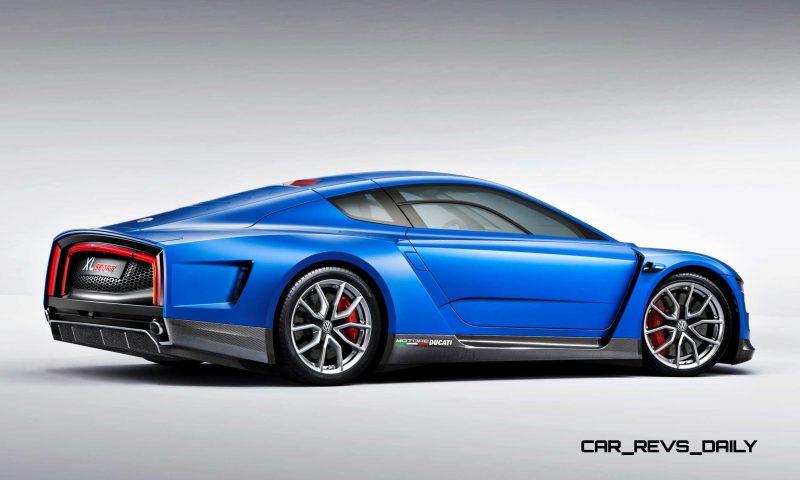 2014 Volkswagen XL Sport Concept 25
