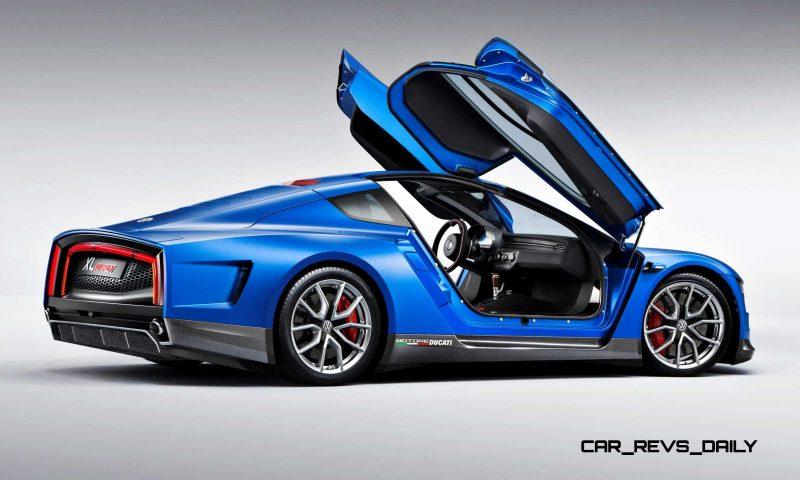 2014 Volkswagen XL Sport Concept 26
