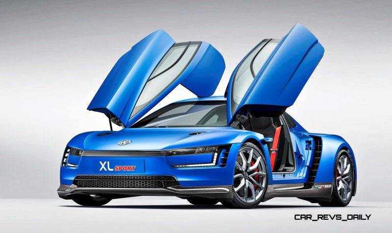 2014 Volkswagen XL Sport Concept 28