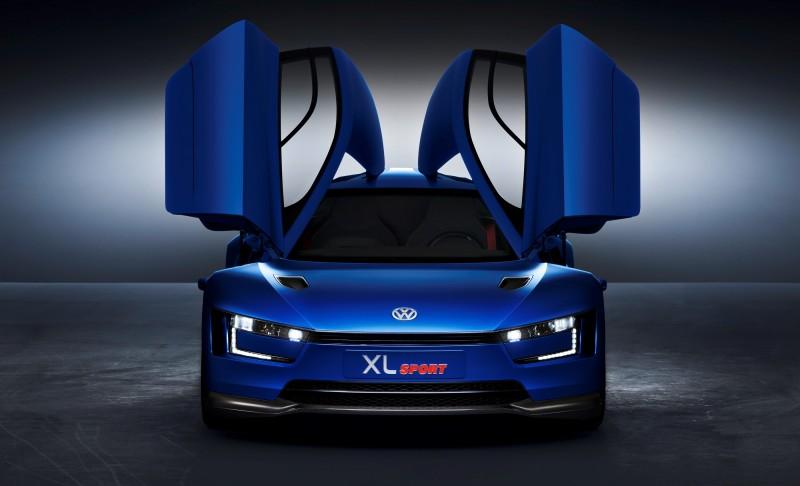 2014 Volkswagen XL Sport Concept 29
