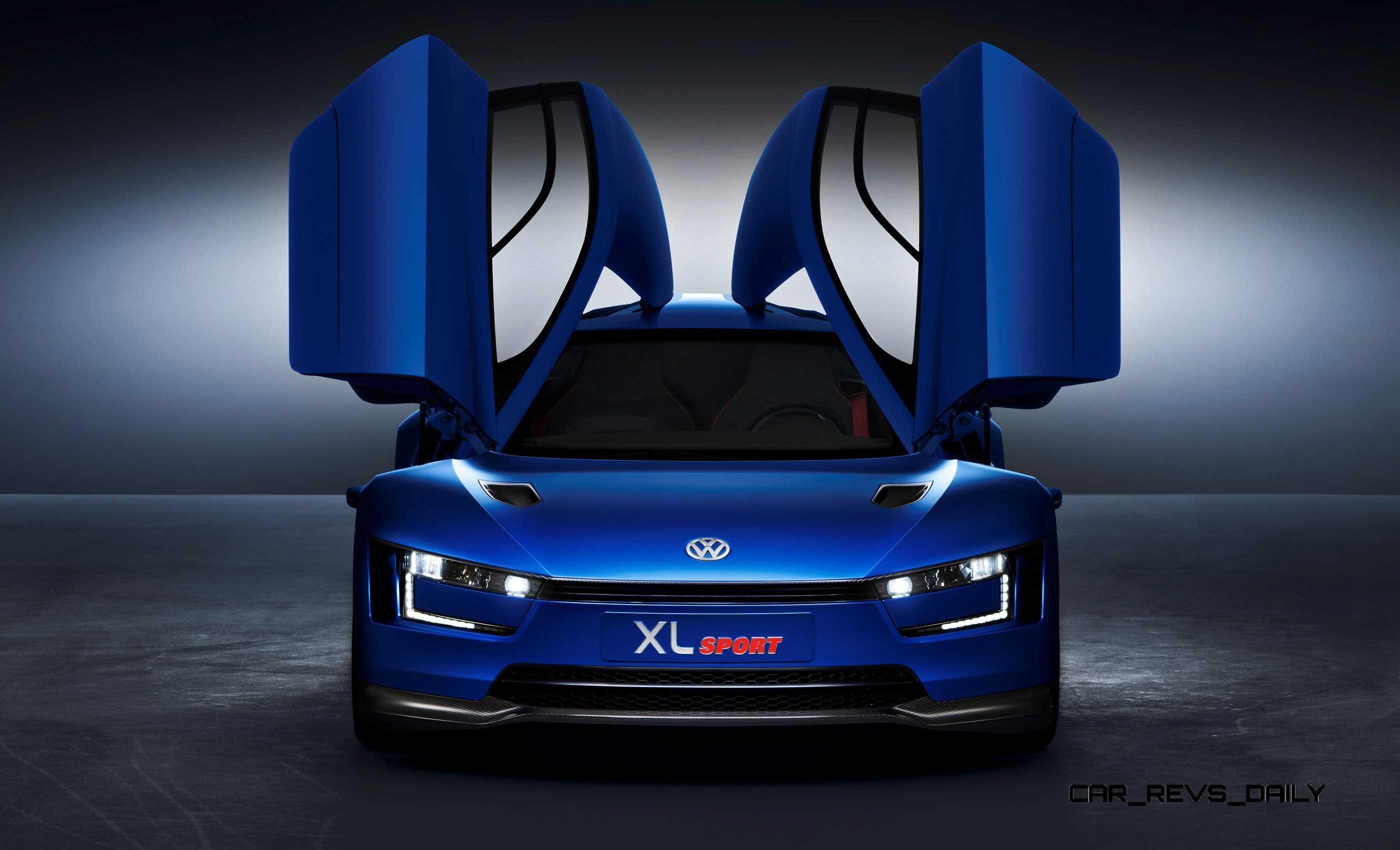 ... 2014 Volkswagen XL Sport Concept 29 ...