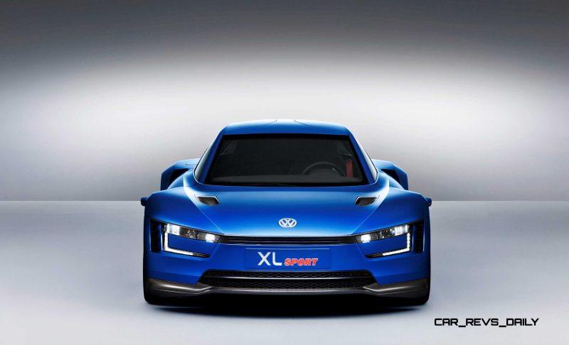 2014 Volkswagen XL Sport Concept 30