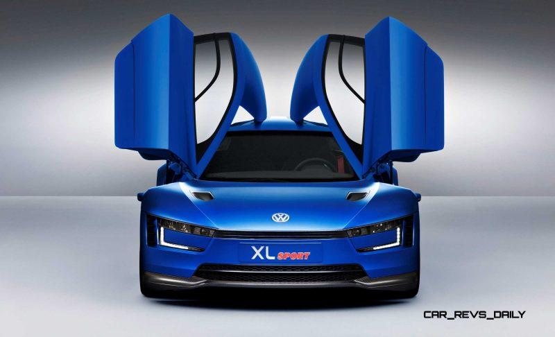 2014 Volkswagen XL Sport Concept 31