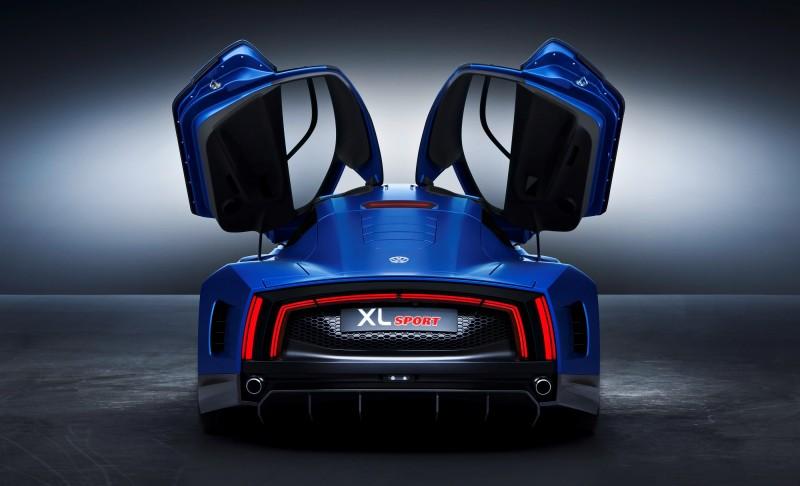 2014 Volkswagen XL Sport Concept 33