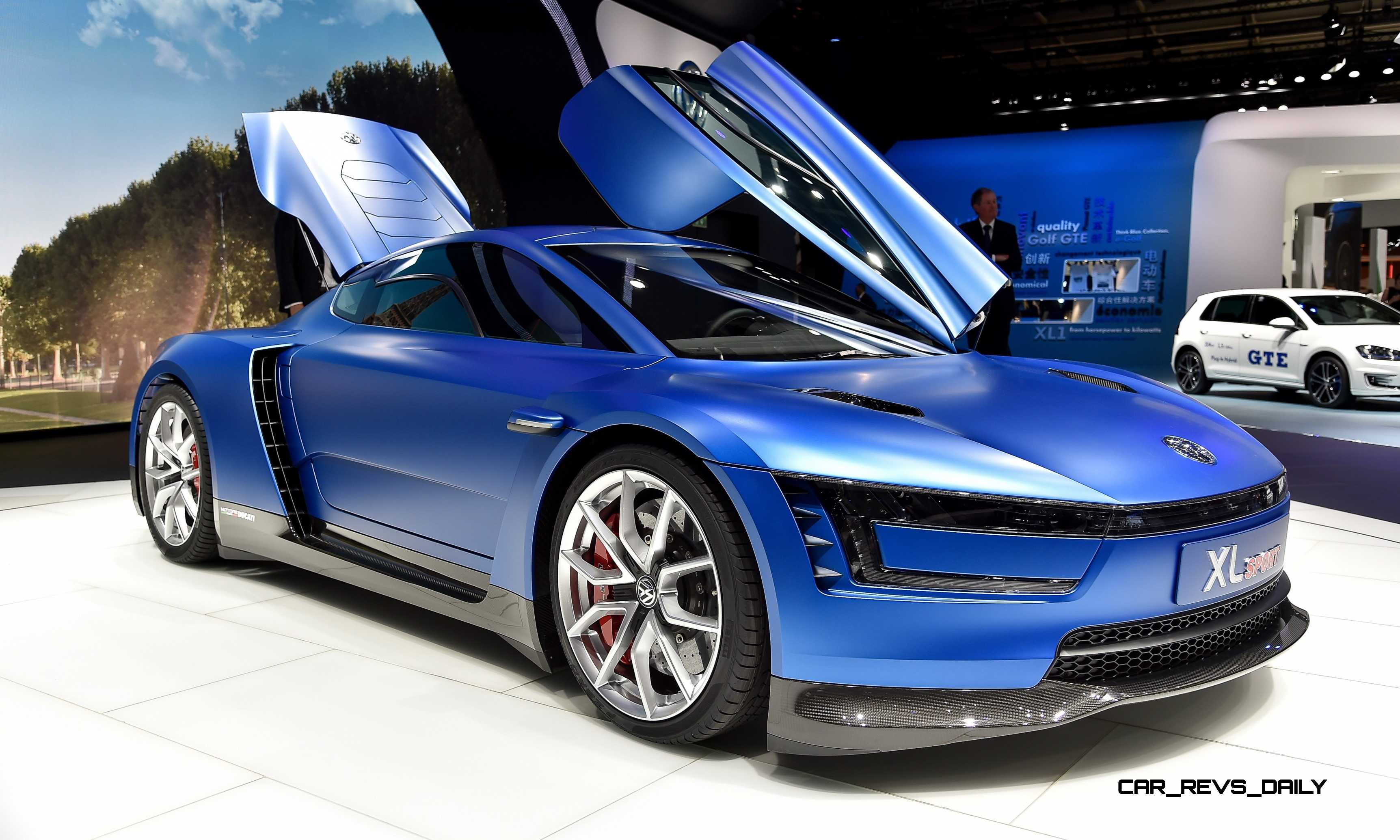 Citaten Sport Xl : Volkswagen xl sport concept makes one seriously sexy