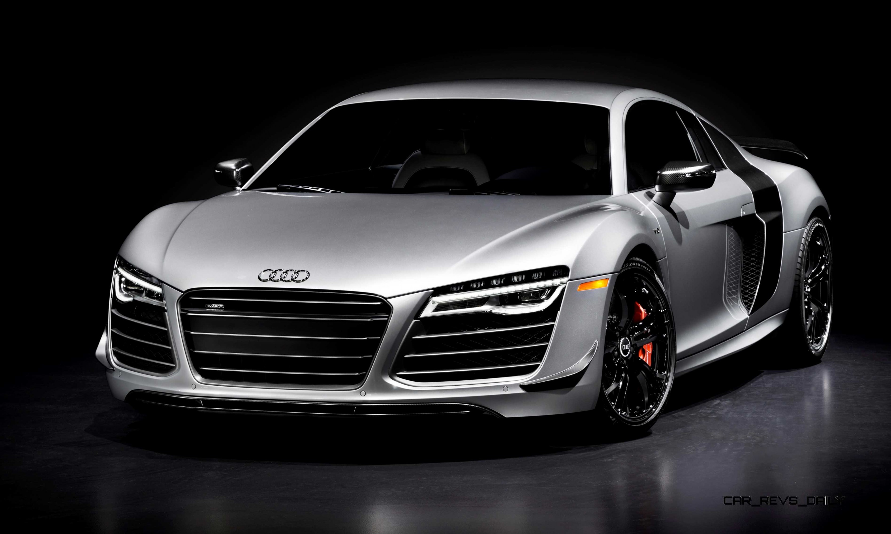 Audi R8 Lms >> 3.2s, 199MPH 2015 Audi R8 Competition Edition Revealed Ahead of LA Show