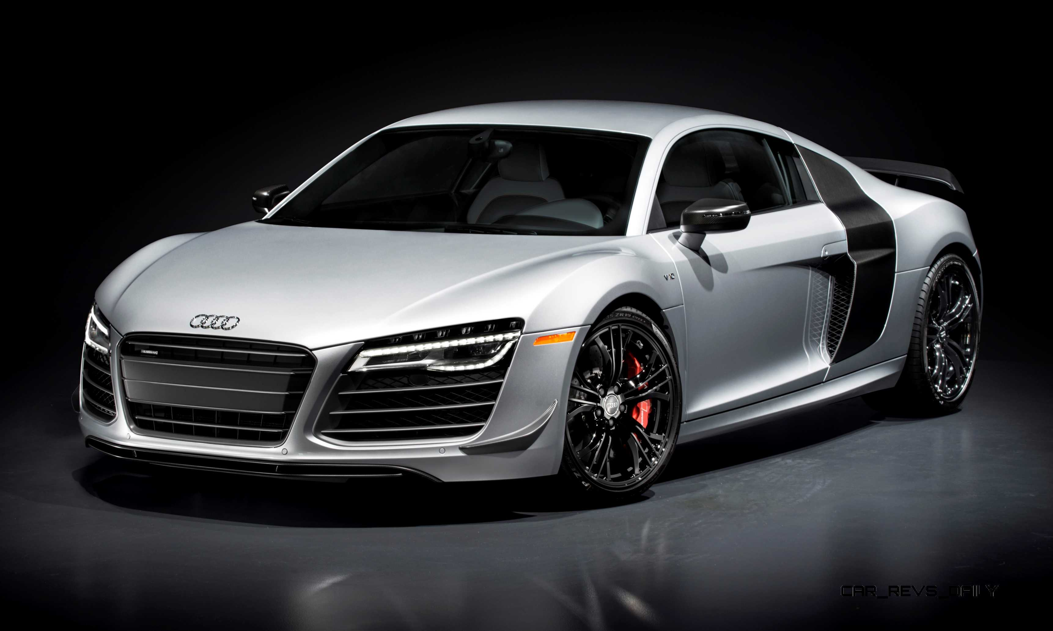 3 2s 199mph 2015 Audi R8 Competition Edition Revealed