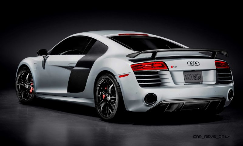2015 Audi R8 Competition 4