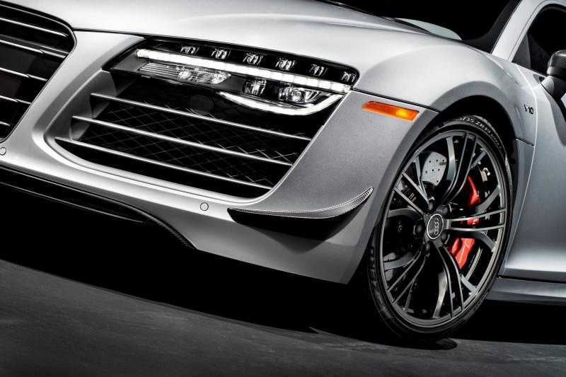 2015 Audi R8 Competition 8