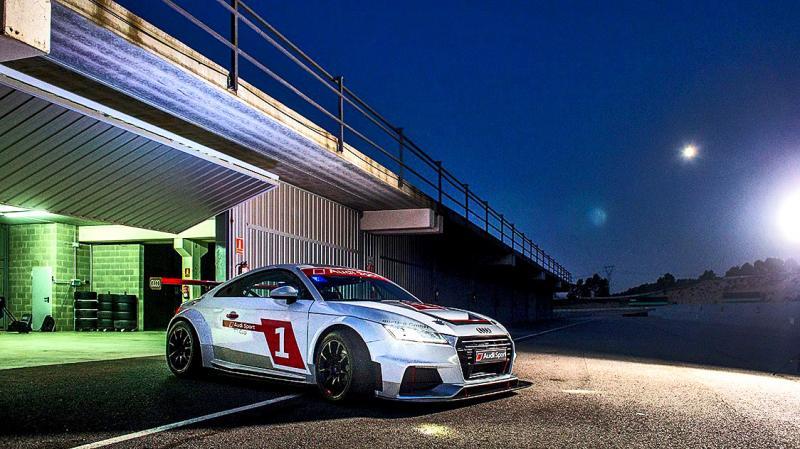 2015 Audi Sport TT Cup 14