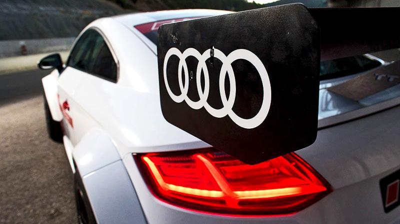 2015 Audi Sport TT Cup 15