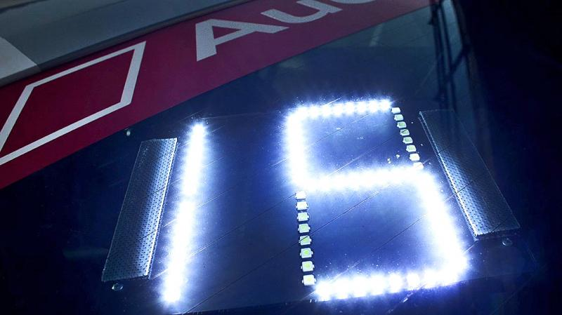 2015 Audi Sport TT Cup 18