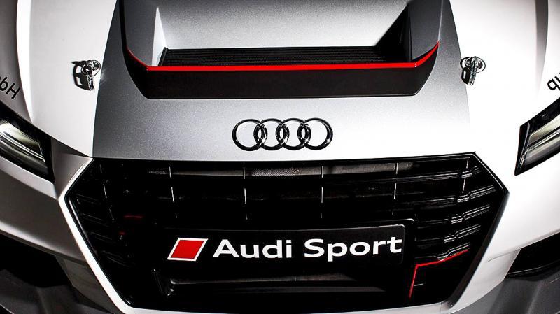 2015 Audi Sport TT Cup 19