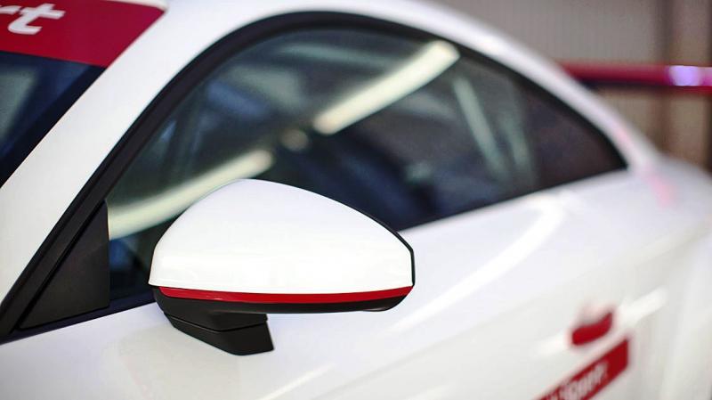 2015 Audi Sport TT Cup 22