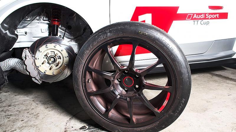 2015 Audi Sport TT Cup 30