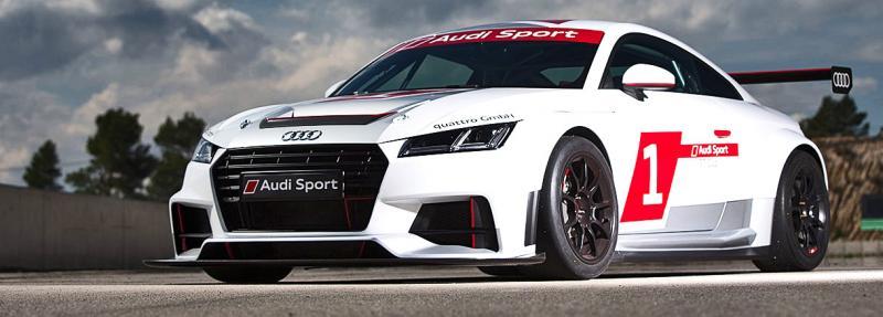 2015 Audi Sport TT Cup 9
