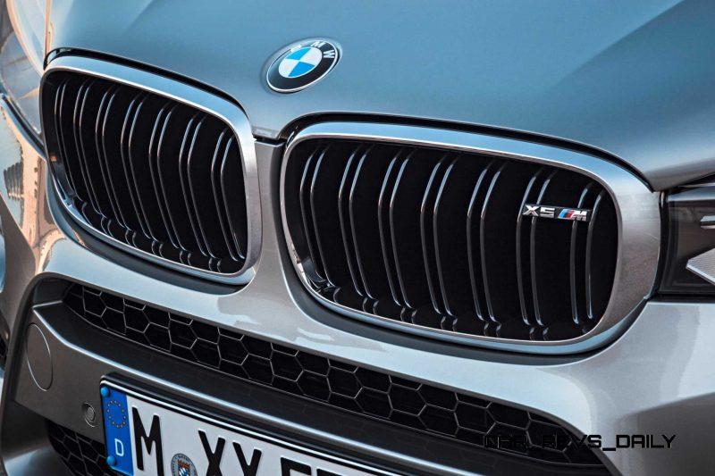 2015 BMW X5 M 16